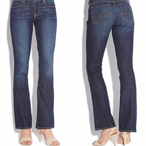 Lucky Brand Sofia Boot Cut Jeans Ankle Bootcut